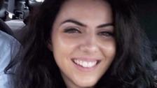 Isabel Gayther, 21, is still missing.