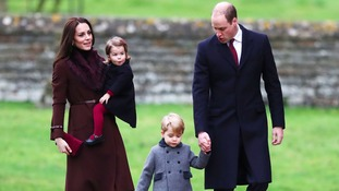 The Duke and Duchess of Cambridge are reportedly considering a move to London.