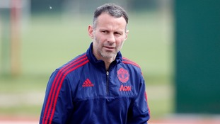 Man Utd legend Ryan Giggs a leading contender for vacant Swansea manager's job