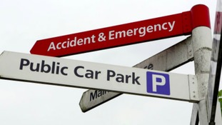 Watch: What do you make of hospital parking charges?