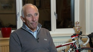Cycling commentator Phil Liggett praised Sir Bradley Wiggins
