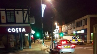 Man arrested on suspicion of attempted murder after Cheadle 'hit-and-run'