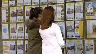 East Anglia has seen the strongest house price growth over the last year.