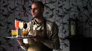 Cumbrian mixologist stirs success at UK cocktail awards
