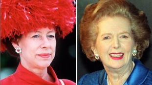 Princess Margaret and Margaret Thatcher shared a range of views in their 1980 correspondence.