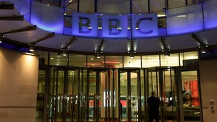 Senior BBC executives 'step aside'