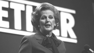 Margaret Thatcher was almost fined for not registering for poll tax