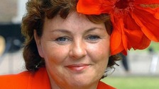 The former Luton South MP Margaret Moran.