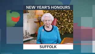 New Year's Honours in Suffolk.