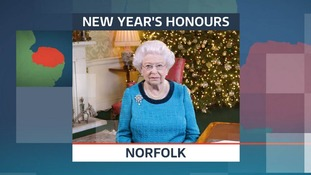 New Year Honours in Norfolk.