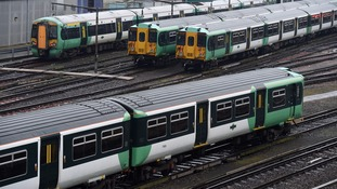 Southern rail passengers warned that services will be 'severely disrupted' over the next few days
