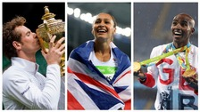 Andy Murray and Mo Farah will become sirs, while Jessica Ennis-Hill will be made a dame.