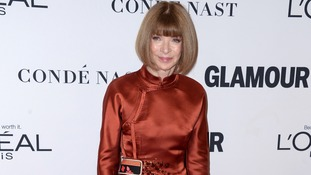 American Vogue editor Anna Wintour is to be made a dame.