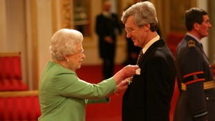 Professor Anthony Beevor was made an MBE in 2010.