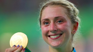 Laura Kenny won her second team pursuit gold medal and second title in the multi-discipline omnium in Rio.