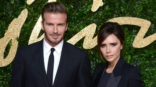 Both Victoria and David Beckham will be OBEs.