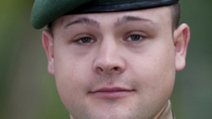 Lance Corporal Michael Foley