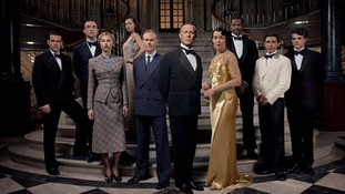 The cast of new series, The Halcyon