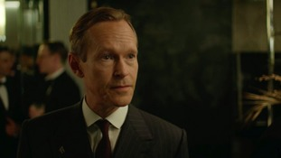 Steven Mackintosh plays hotel manager Richard Garland