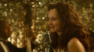 Actress Kara Tointon plays feisty jazz singer Betsey Day