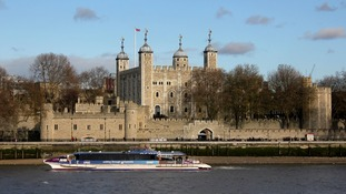The incident at the Tower of London is being investigated by Tower Hamlets CID