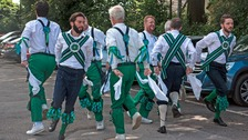 Sheffield City Morris Men