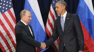 The Obama administration has had difficulty wrangling with Putin over the last eight years