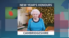 New Year Honours in Cambridgeshire