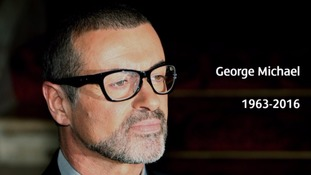George Michael died aged 53 on Christmas Day.