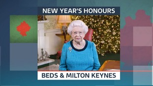 New Year Honours in Bedfordshire and Milton Keynes