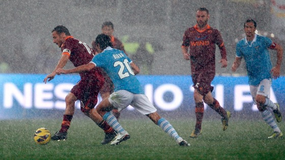 Roma v Lazio