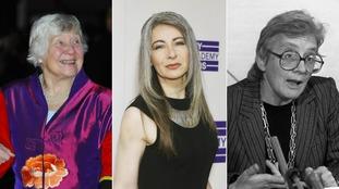 Baroness Shirley Williams, Dame Evelyn Glennie and Baroness Warnock become Companions of Honour.
