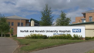 Hospital curbs visiting to stop spread of Norovirus.