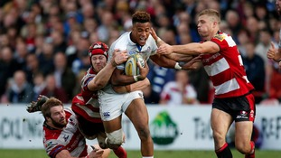 Bath winger Anthony Watson set to return for England
