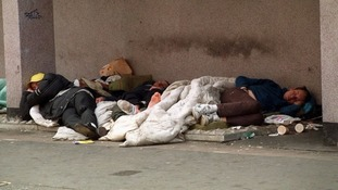 Extra funding announced for regions homeless
