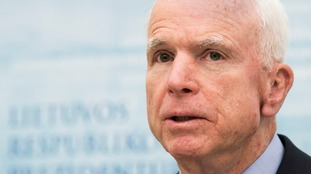 John McCain has scheduled a hearing on foreign cyber threats.