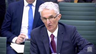 Sir Mark is the most senior civil servant at the Department for International Development