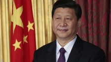 China's Vice-President Xi Jinping is tipped to be the next president.