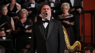 Welsh opera star Terfel 'speechless' over knighthood