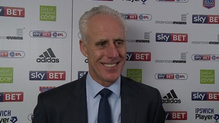 McCarthy hails spirit of players as Ipswich Town end year on winning note