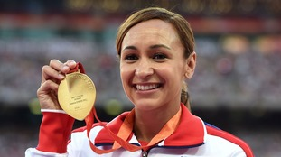 Jessica Ennis-Hill 'truly honoured' by damehood