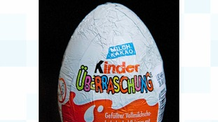 William Salice, inventor of Kinder Surprise chocolate eggs, dies aged 83