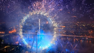 Where to watch London's New Year's Eve fireworks.