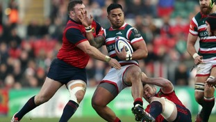 Manu Tuilagi returns to England squad
