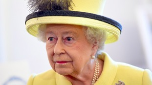 The Queen is still struggling with a heavy cold.