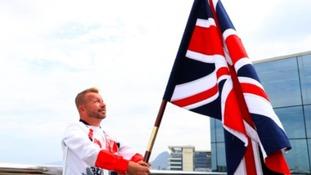 Paralympian Lee Pearson 'humbled' at knighthood