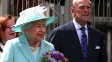 The Queen won't attend the service at Sandringham.