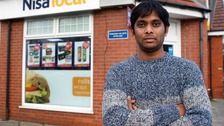 Sandeep has tackled two attackers in one year
