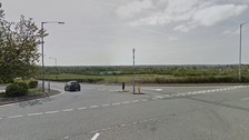 Police were called near to the junction of Bury New Road and Radcliffe Moor Road