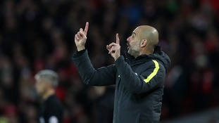 Guardiola keen to move on from Liverpool defeat